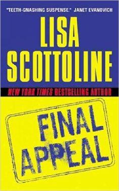 Author: Lisa Scottoline; Title: Final Appeal; Bk:16  9780061042942: Amazon.com: Books