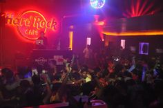 Hard Rock Cafe Hyderabad Celebrations
