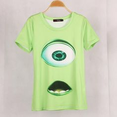 Free Shipping Casual Women ET 3D Printed T shirt Blusas Summer Short Sleeve Plus Size T-shirt Tops Tees Women Clothing