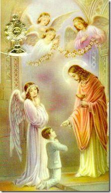 First Communion Prayers
