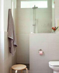 divisiones ducha baños pequeños - Buscar con Google