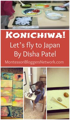 Montessori Bloggers Network is happy to host Disha from Lotus Montessori Extensions. She shares inspiring words and picture of Japan. MontessoriBloggersNetwork.com