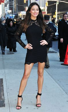 Jessica Gomes Photos Photos: Kate Upton and Co. Visit 'Letterman' Jessica Gomes – Kate Upton and Co. Beautiful Asian Girls, Gorgeous Women, Jessica Gomes, Jessica Lowndes, Victoria's Secret, Fashion Plates, Beautiful Actresses, Asian Woman, Female Models