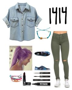 """1414"" by izzilindon ❤ liked on Polyvore featuring Vans, Ardency Inn, Manic Panic, Pura Vida, women's clothing, women's fashion, women, female, woman and misses"