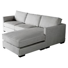Richmond Bisectional Sofa by Gus Modern   Sectional Sofas at Smart Furniture $2800