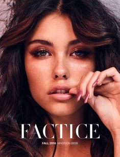 Factice Magazine Fall 2016 Madison Beer by Benjo Arwas