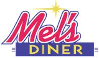 Mels Diner - family restaurant.  Breakfast Lunch and Mel's Diner  Simple tasty food American at great prices. Great barbecue ribs and sundaes! PK Rating - Very Good