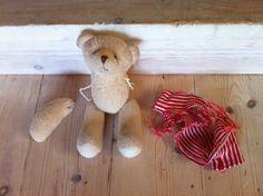 Sad teddy.