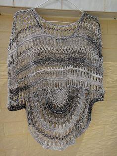 Шпилька крючком Женщины блузка baywings Ибо Tinacrochetstudio
