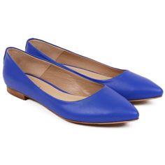 #balerini #albastru #blue Flats, Shoes, Fashion, Loafers & Slip Ons, Moda, Zapatos, Shoes Outlet, Fashion Styles, Shoe