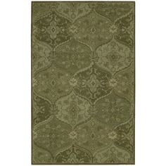 Traditional designs are the hallmarks of this collection of area rugs. Featuring classic traditional patterns, as well as more transitional motifs, there's something here for any decorating preference. This is truly an extraordinary combination of beauty and value.
