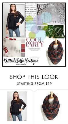 """""""Knitted Belle Boutique"""" by amnagirl ❤ liked on Polyvore featuring Umgee and Olive & Pique"""