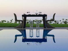 The Royal Blue Resort - Panormo Rethymno Crete Rethymno Crete, Luxury Beach Resorts, Hotel S, Resort Spa, Dream Vacations, Marina Bay Sands, Royal Blue, Photo Galleries, Ayurveda