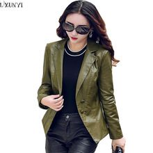 {Like and Share if you want this  LXUNYI Women leather jacket Autumn Fashion Slim Leather Coat Ladies Casual Short PU jackets Outerwear Womens Plus Size 4XL 5XL|    Cutting edge arriving LXUNYI Women leather jacket Autumn Fashion Slim Leather Coat Ladies Casual Short PU jackets Outerwear Womens Plus Size 4XL 5XL now for sale $US $55.68 with free postage  you can easily find this excellent item along with more at the online shop      Have it today right here…