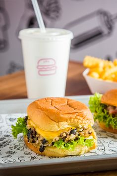 The veggie burger at Jack's is excellent. Inspired by Fonteyn's favourite veggie burger, the celebrated Superiority Burger in New York Best Dishes, Hamburger, Veggies, Vegetarian, Restaurant, York, Inspired, Ethnic Recipes, Vegetable Recipes