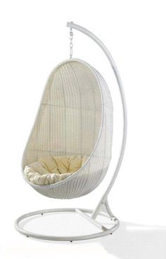 Toll Indoor Basket Swing Chair
