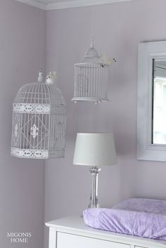 Migonis Home: Nursery Birdcages