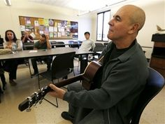 Music therapy program helps war veterans transition #musictherapy #military