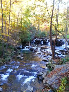 Waterfall at Friends Roadside Bar and Grill on Wears Valley Rd. outside of Pigeon Forge, TN.