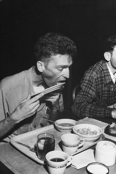 Minnesota Starvation Experiment - Starving Effects
