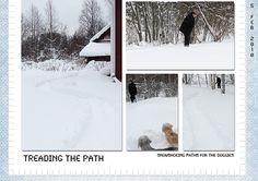 Treading the Path by Eijaite.deviantart.com on @DeviantArt