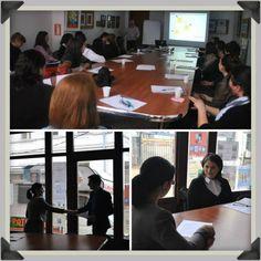 """În zilele de 22-23 februarie, a avut loc cursul gratuit """"GET READY!"""", adresat elevilor și studenților de peste 18 ani și s-a desfășurat la Casa De Cultura"""