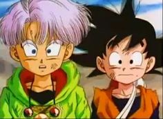 Trunks and Goten