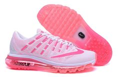 finest selection 54387 c9cc0 Womens Nike Air Max 2016 Running shoes 764892-081 Pink White Nike Air Max
