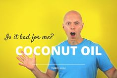 Is Coconut Good for You? -- Coconut, and its coconut oil derivative, is full of goodness. It's a healthy fat and an antioxidant, yet people still worry about its fat content. I'm here to set the critics straight, once and for all. | Yuri Elkaim