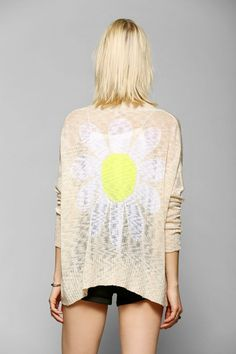 Lucca Couture Daisy Cardigan #urbanoutfitters