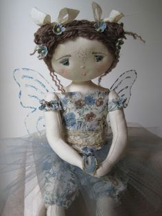 Fairy doll handmade