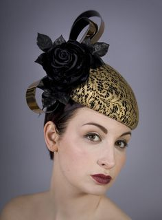William Chambers Millinery and Millinery Hats, Fascinator Hats, Fascinators, Headpieces, Wedding Hats, Headpiece Wedding, British Hats, Gold Hats, Kentucky Derby Hats