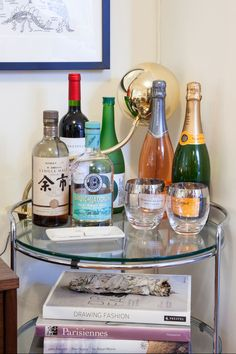 How to put together the PERFECT home bar