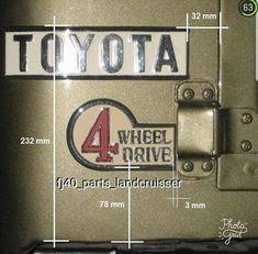 Toyota Lc, Toyota Fj40, Toyota Trucks, Toyota Cars, Toyota Corolla, Land Cruiser Parts, Fj Cruiser, Toyota Land Cruiser, Fj40 Parts