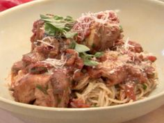 Get Chicken Cacciatore Recipe from Food Network
