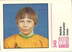 Jääkiekko 71-72 -keräilysarja - 340 Helander