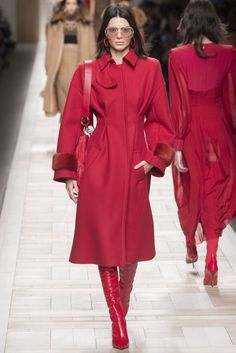 Autumn/Winter 2017 Colour Trend: Red | British Vogue