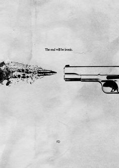 "Kind of symbolic of Ciana and Bucky. HYDRA's ""perfect weapons"" turned against them and used to destroy them<<"