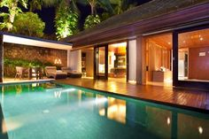 THE HAVEN villa, for you who look for a hidden place in boisterous Seminyak.