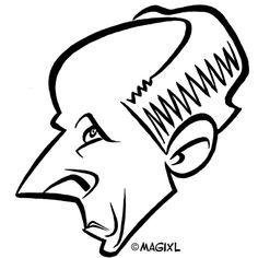 caricature clipart classic music and opera