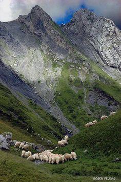 Lescun, Pyrénées atlantiques , France