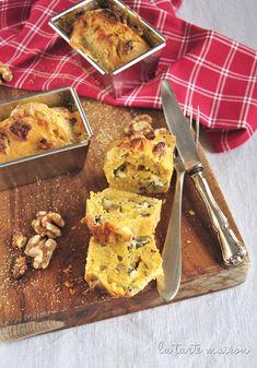 Tortine gorgonzola e noci