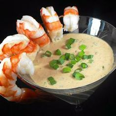"+ Remoulade Sauce a la New Orleans - ""Top your crab, shrimp, lobster, salmon dishes, or seafood...allrecipes.com"