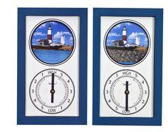 Tidepieces Montauk Point Light Tide Clock