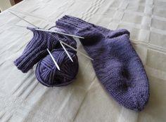 Dag een, sokken