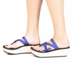 MOHOP shoes: MOKOBO low thong handmade vegan shoe