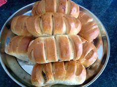 Worstenbroodjes Recept staat op: https://www.facebook.com/kokenenbakkenmetmarion/