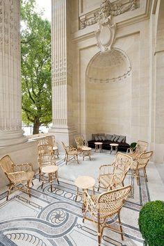 EK★ La terrasse du petit palais