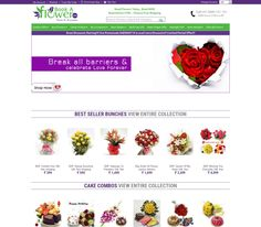 Feel The World Of Flowers With Bookaflower!!