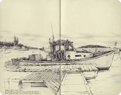 Beautiful drawings from the sketchbook of Michigan-based artist Pat Perry. Pat Perry, Sketchbook Drawings, Art Sketches, Art Drawings, Amazing Drawings, Beautiful Drawings, Drawing Artist, Urban Sketching, Crayon
